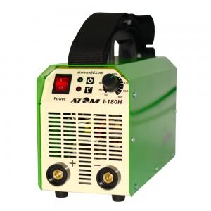 Сварочный инвертор Атом I-180H (с комплектом кабелей)